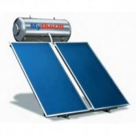 Ηλιακός Θερμοσίφωνας MYTHERM 160λίτρα 2,00τ.μ.  (1 Συλλέκτης)