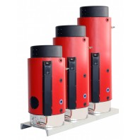 Boiler για αντλία θερμότητας STREBEN 300 lt