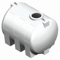 Πλαστικές δεξαμενές κυλινδρική οριζόντια Σ5 porky 1000