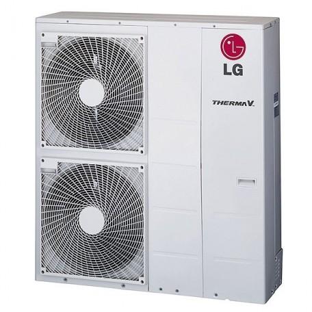 Αντλία θερμότητας αέρος/νερού LG THERMA V R32 MONOBLOC 65°C  (HM051M.U43)