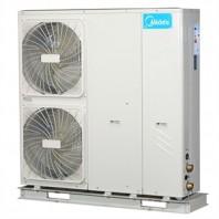 Αντλία θερμότητας Inverter Midea MONOBLOC 55°C  (MGC-V5W/D2N1)Αντλία θερμότητας Inverter Midea MONOBLOC 55°C  (MGC-V10W/D2N1)